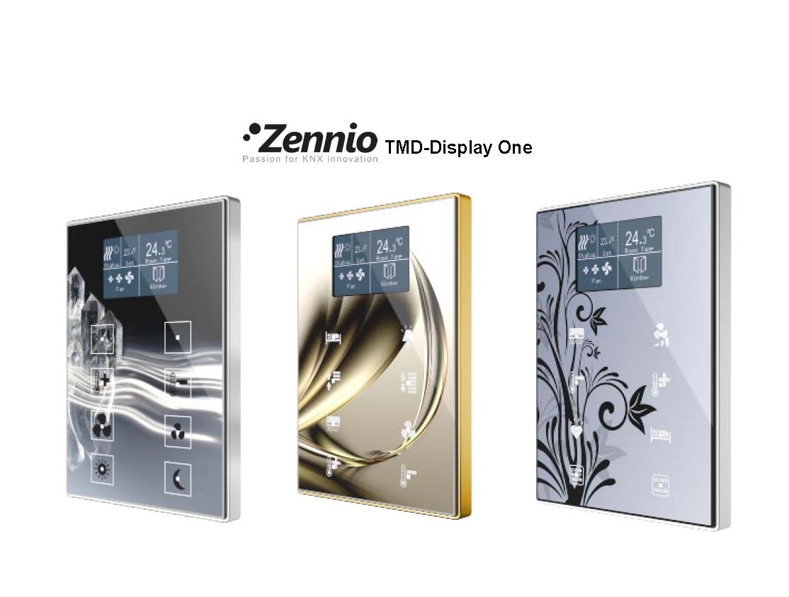 Zennio TMD-Display One