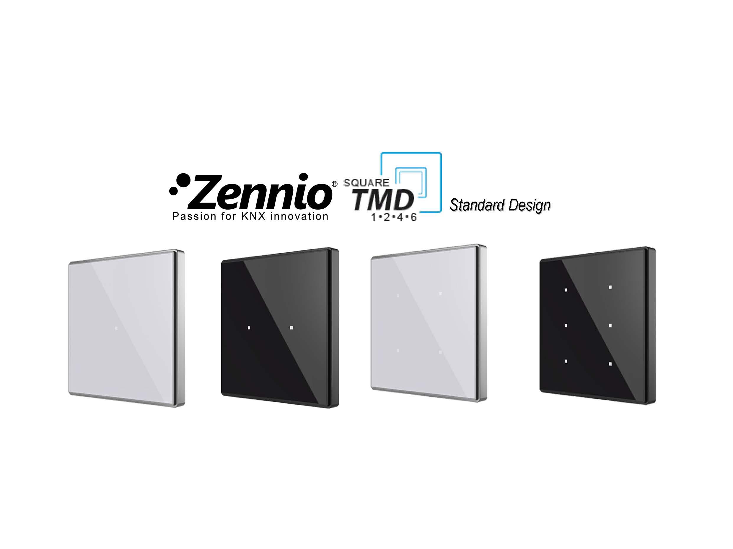 Square TMD. Standardutförande.