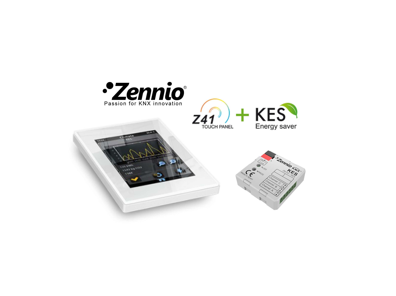 Zennio KES och Z41Pro