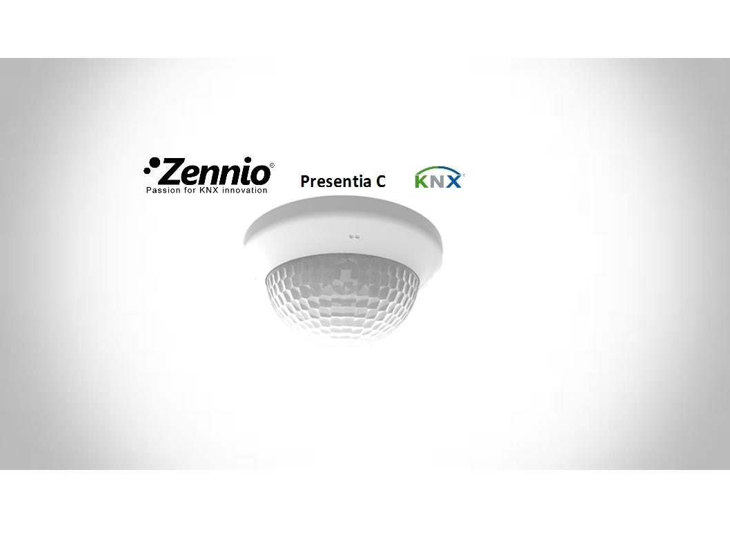 Zennio Presentia C!
